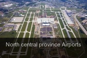 North central province Airports