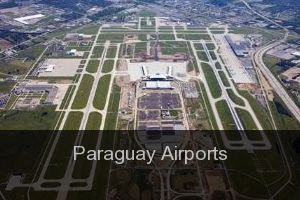Paraguay Airports