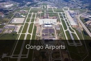 Congo Airports